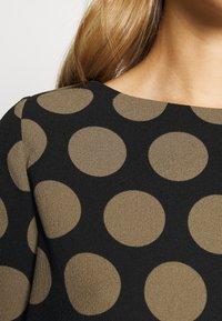 Opus - FALESA - Long sleeved top - black - 5