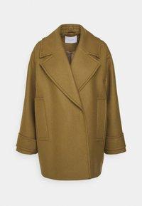CARLY - Short coat - beech