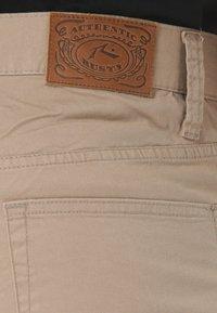 Rusty - Straight leg jeans - Beige - 2