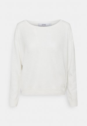 WOMENS  - Jumper - ivory