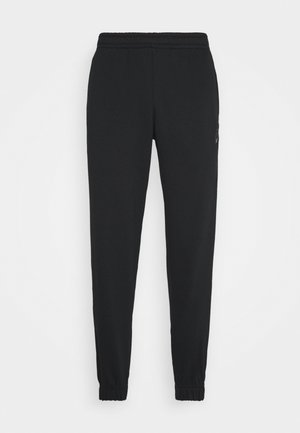 SMALL LOGO PANT - Tracksuit bottoms - performance black