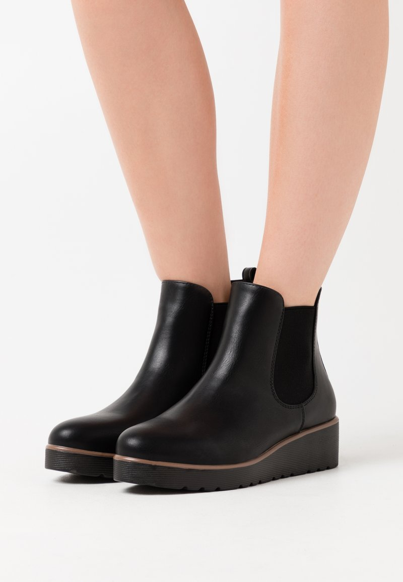 Anna Field - Ankle boots - black