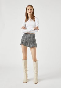 PULL&BEAR - Shorts - black - 1