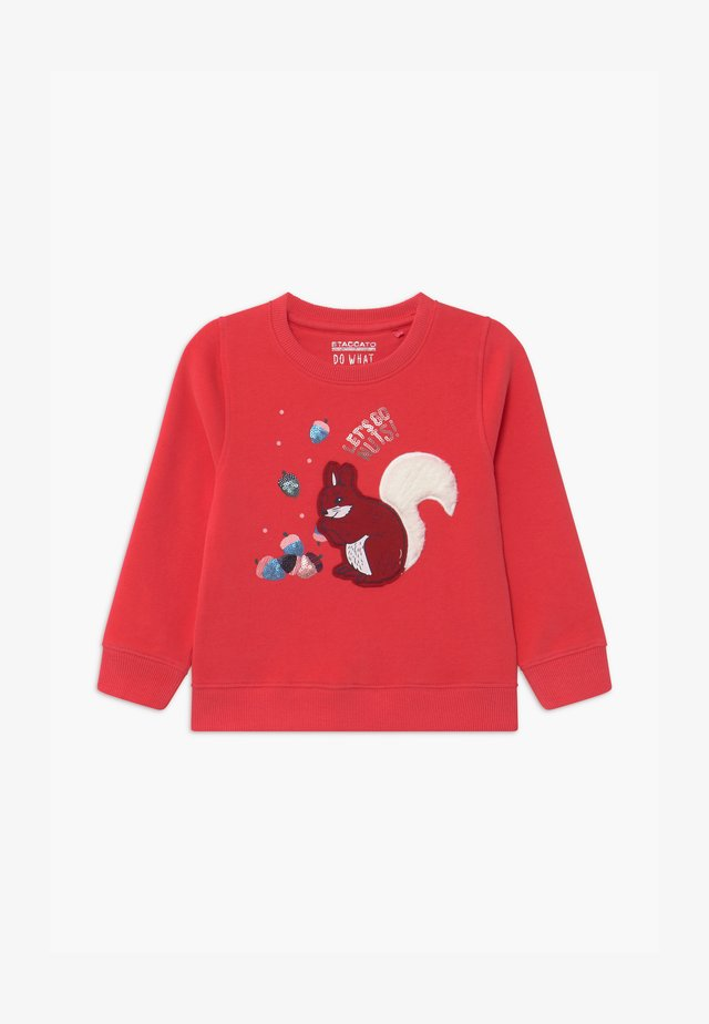 KID - Sweatshirt - red