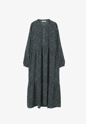 Maxi dress - zwart