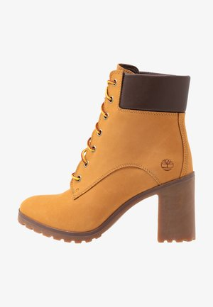 ALLINGTON 6IN LACE UP - Bottines à lacets - wheat