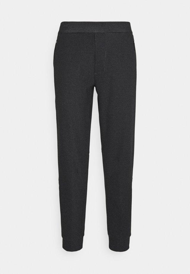 MENTUM  - Pantaloni sportivi - black heather