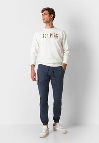 Scalpers - Cargo trousers - navy - 1