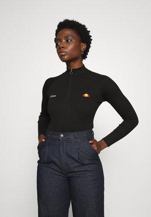 VIVIENNE - Long sleeved top - black