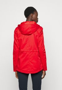 ONLY Tall - ONLLORCA - Parka - mars red - 2
