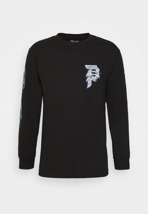 DIRTY BLAZE - Long sleeved top - black