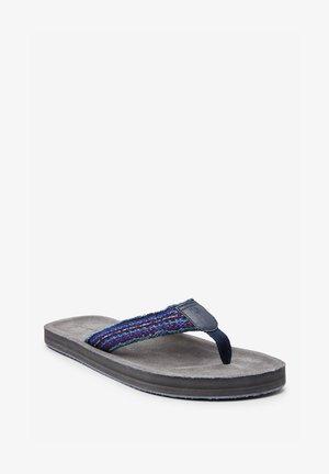 T-bar sandals - grey