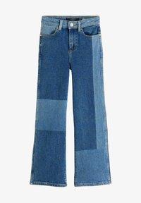 Scotch & Soda - Flared Jeans - mottled blue - 0