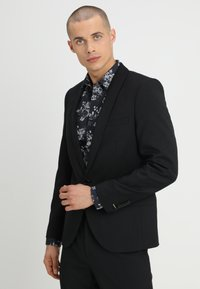 Twisted Tailor - HEMINGWAY SUIT - Completo - black - 2