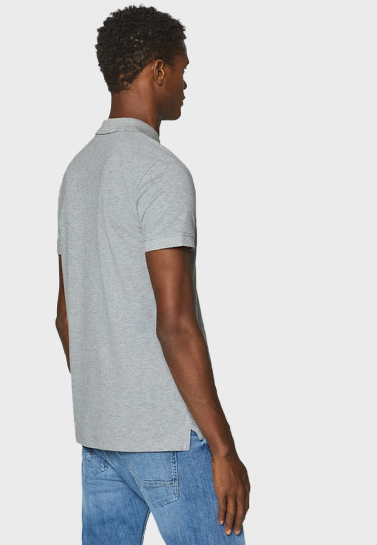 Esprit Polo shirt - medium grey owP2z
