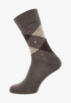 PRESTON - Socks - beige