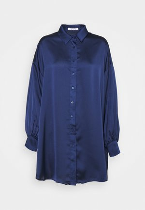 SHIRT DRESS - Day dress - navy