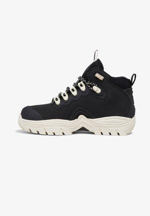 NAVIGATOR - Winter boots - black/cream