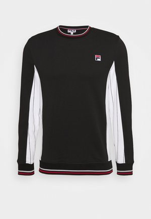 FINN - Sweatshirts - black/white