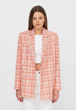 Manteau court - orange