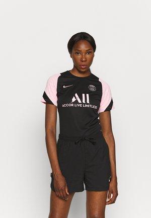 PARIS ST. GERMAIN STRIKE - Football shirt - black/arctic punch/black/arctic punch