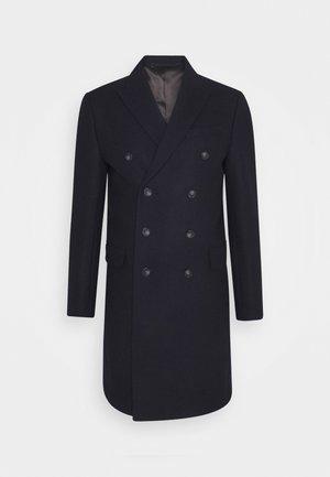 PEAK COAT - Zimní kabát - dark blue