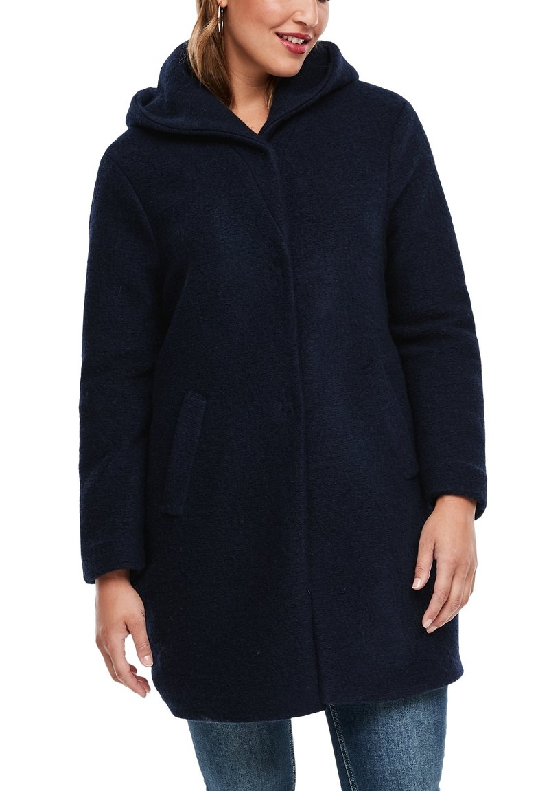 Triangle - Classic coat - navy