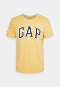 BAS ARCH - T-shirt med print - gold wash