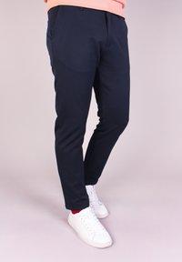 Gabbiano - Trousers - navy - 2