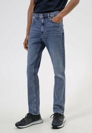Relaxed fit jeans - light blue