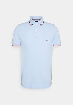 TIPPED SLIM - Polo - sweet blue