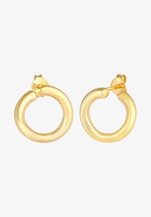 DESIGN LOOK - Oorbellen - gold