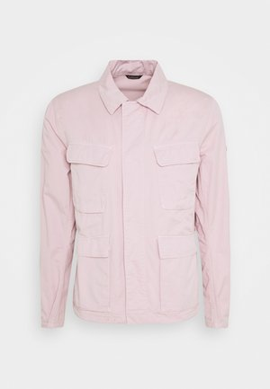 DION CASUAL - Summer jacket - dusk pink