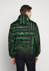 Emporio Armani - BLOUSON - Summer jacket - verde - 2