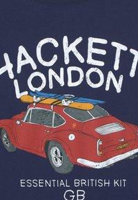 Hackett London - SURF CAR - Långärmad tröja - navy - 3