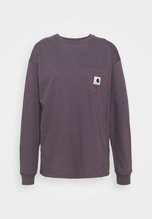 POCKET - Long sleeved top - provence