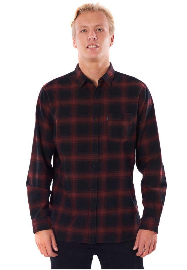 CHECK THIS - Shirt - maroon