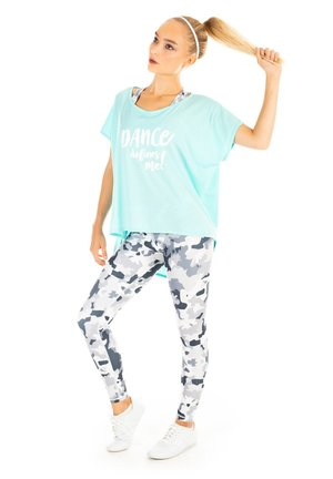 MCT017 ULTRA LIGHT - Print T-shirt - mint