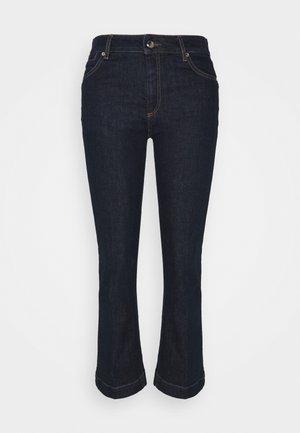 PADRE - Jeans a zampa - nachtblau