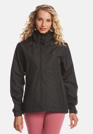 LEA - Training jacket - black
