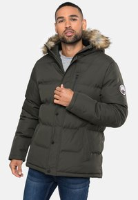 Threadbare - Winter jacket - khaki - 0