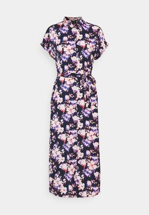 VMINES WIDE CALF - Skjortklänning - navy blazer