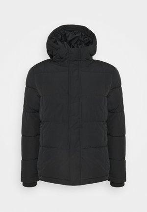 BASIC PUFFER - Veste d'hiver - black