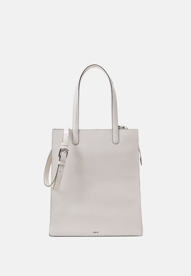NEW CONDUCTOR TOTE - Shopping bag - off white