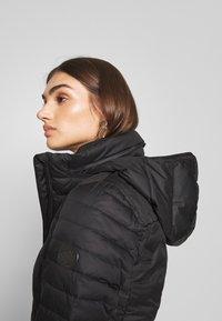 Superdry - ESSENTIALS RADAR JACKET - Down jacket - black - 4