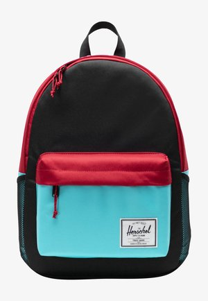 Rucksack - black/red/bachelor button