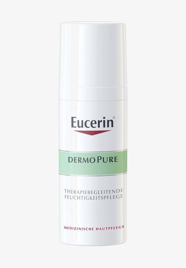 THERAPIEBEGL. FEUCHTIGKEITSPFLEGE DERMOPURE MILDERT IRRITATIONEN - Face cream - -