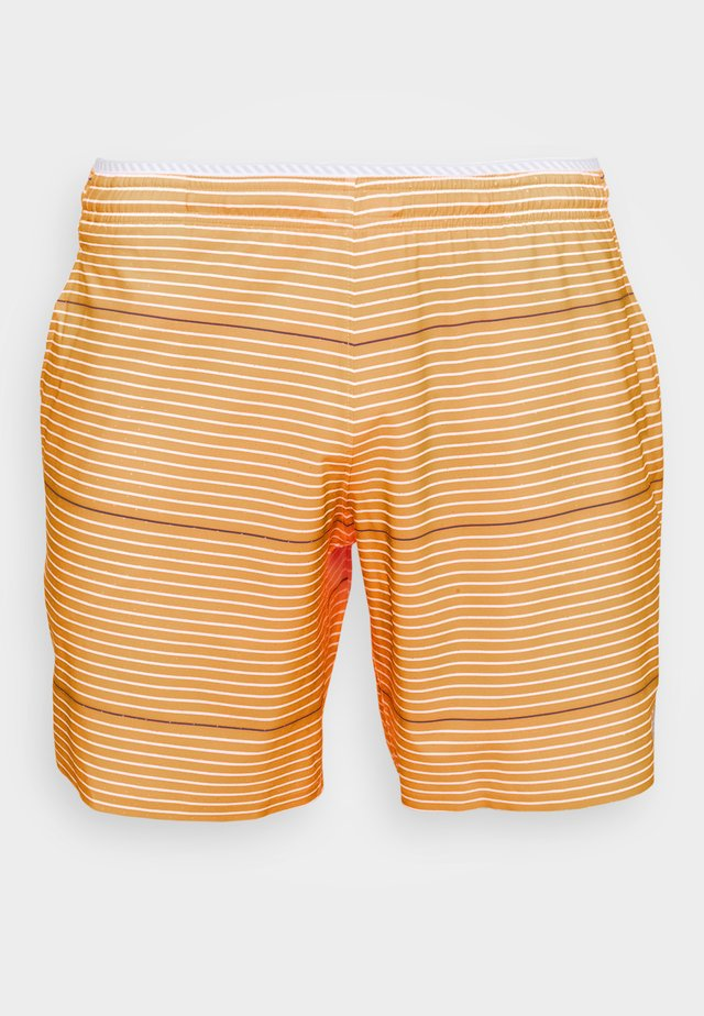 RUNNING SHORT - Träningsshorts - orange