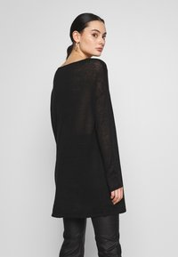 Vila - VIFILAK - Jumper - black - 2