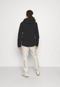 Peak Performance - XENON JACKET - Hardshell jacket - black - 2